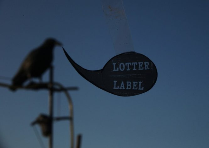 lotter label logo